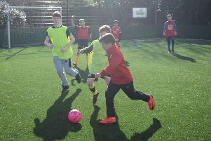 Crawley Town Community Foundation are holding trials for their under-14s team SUS-191104-165510002