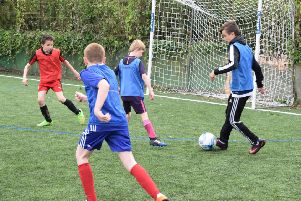 Crawley Town Community Foundation are holding trials for their under-14s team SUS-191104-165527002