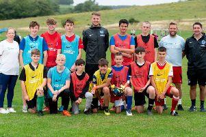 The team from Haywards Heath