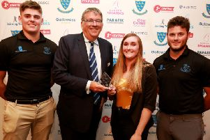 Kaleigh Pavitt (Hailsham CC & East Dean & Friston CC) - Young Volunteer of the Year