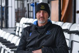 He might need to wear a woolly hat on colder days, but Jason Gillespie loves Sussex life / Picture by PW Sporting Photography