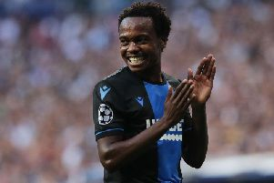 Tau has helped unbeaten Brugge to the top of their league and also featured in the Champions League. Claimed an assist in the Bernabeu in the 2-2 against Real Madrid.