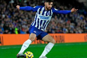 The future of Alireza Jahanbakhsh remains a bit of a mystery