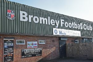 Would the current Bromley manager fancy the job? He would bring a solid coaching career mammoth playing experience.