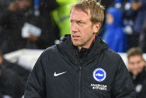 Graham Potter is doing exactly what was asked of him at Brighton, says Alan Shearer / Picture: PW Sporting Photography